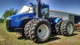 LARGE FARM RETIREMENT AUCTION