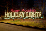 Greenville SC - Roper Mountain Holiday Lights - Online Only Auction