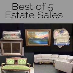 5 house estate sale