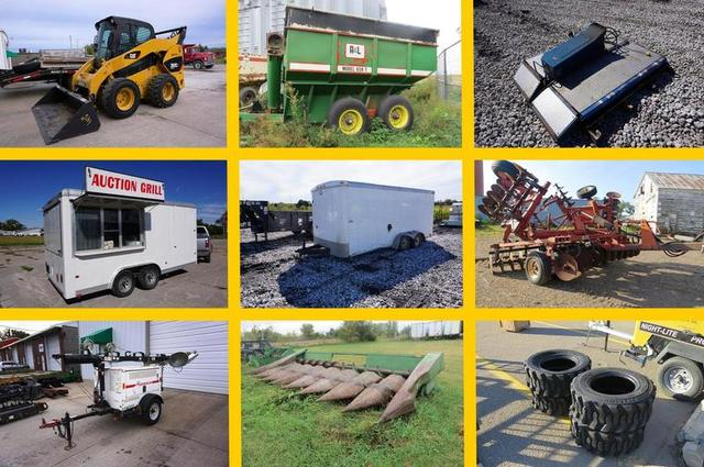 Online-Only Equipment Auction - Nitz Auction