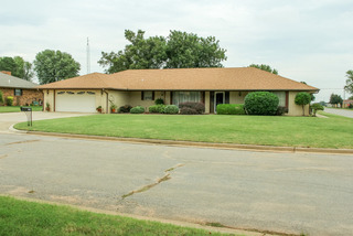 2310 Sq. Ft. Brick Home & Personal Property - Hydro, OK
