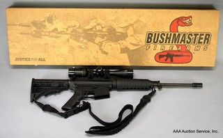 Bushmaster .223 Rifle