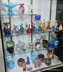 Fenton & Other Art Glass