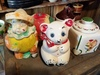 vintage cookie jars:
