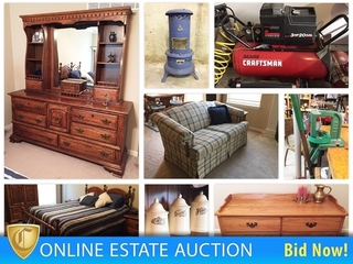 Liberty Downsizing Estate Auction - Ends 10/23/17