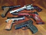 Large Firearms Collection