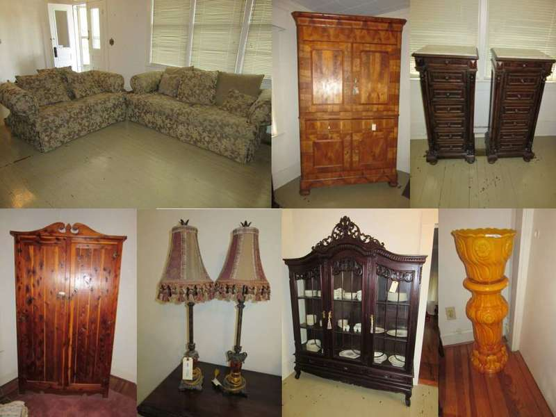 Home Furnishings   More   Newberry  SC. Terry Howe and Associates  Inc    Auction Detail   Terry Howe and