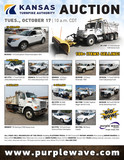 Kansas Turnpike Authority Auction