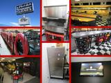 Complete Bowling Equipment Bar & Grill Equipment Business Liquidation Absolute Auction