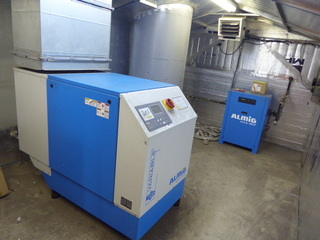 2014 Almig Air Compressor