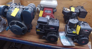 Kibby Equipment Liquidation Sale
