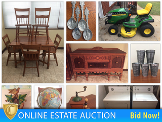 Gracemore Estate Auction Ending 11/1/2017