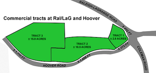 ± 30 ACRES SELLING WITH NO RESERVE!