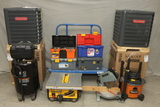 Tools Auction Catalog Coming Soon!