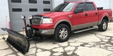 Contractors Tool Auction & Ford Pickup with Snow Plow
