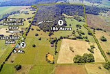 191 Acres Offered In Two Tracts