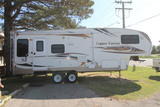 2009 KEYSTONE COPPER CANYON CAMPER