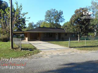 3 bed 2 bath brick house in Marksville, LA for sale