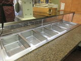 This Is It! BBQ & Seafood Restaurant Equipment