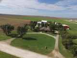 12/4 BEAUTIFUL HOME * EXCELLENT METAL BUILDINGS * HISTORIC BARN * 160± ACRES