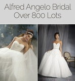 INSPECT TODAY Bridal Shop Alfred Angelo Online Auction Harrisburg, PA