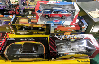 Huge Selection of Die-Cast Cars & Motorcycles