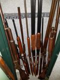 VINTAGE FIREARMS COLLECTION AUCTION