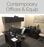 Contemporary Exec Offices Auction Germantown, MD