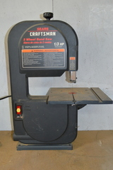 Craftsman band saw & more!