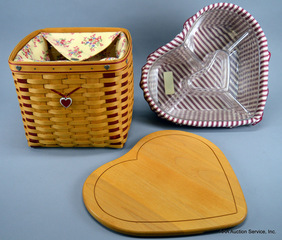 Longaberger Collector's Club Baskets