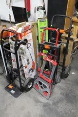 New Hand Trucks and Carts