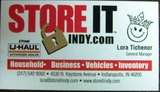 CANCELLED!! Store-It Indy- Storage Auction 11-15-17