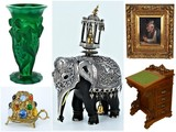 Upcoming Auction - Exquisite Antique Auction - Online Only