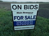 LAND FOR SALE ON BIDS