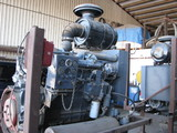 DEUTZ stationary engine