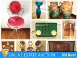 Parkville Area Estate Auction Part I: Ends 12/7/17