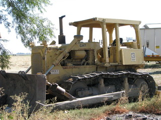 CAT D6D 4X w/tilt dozer and ripper