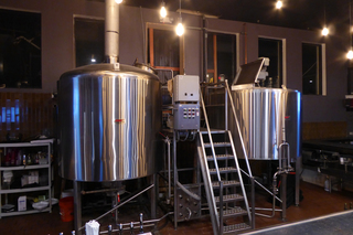 1997 ME Brewing Services 20-Barrel Brew House