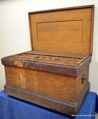 Antique Machinist's Toolchest
