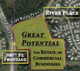 ABSOLUTE AUCTION of 21+/- AC Development Parcel