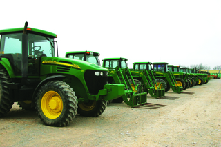 February Equipment Consignment Auction