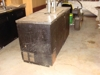 Lot 9 Stainless steel top True Rapids 2 tap beer cooler: