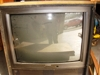 Magnavox oak cased home entertainment center:
