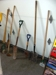 Lot 23 (7) Lawn & Garden tools: