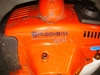 Lot 25 Husquevarna 223L gasoline straight shaft trimmer: