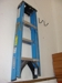 Lot 34 Werner fiberglass 4 foot ladder: