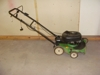 Lot 42 Silver Pro Lawn Boy push lawn mower: