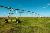 211 Acres of Farm & Grassland w/pivot Near Eakly, OK
