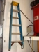 Lot 47 Werner 6 ft fiber glass step ladder: