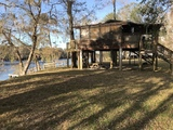 2BR/1BA Cabin on the Suwannee River